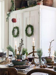 Scandinavian Christmas, stylist Anna Truelsen   Carina Olander