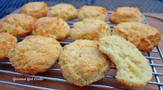 Almond Flour Parmesan Biscuits