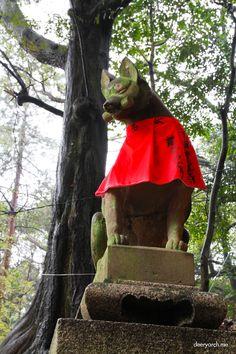 Fushimi Inari Shrine l ศาลเจ้าฟูชิมิอินาริ
