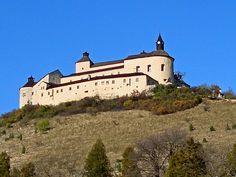 Krasnohorske Castle, near Roznava, Slovakia Big Country, Iglesias, Central Europe, Bratislava, Forts, Old Buildings, Kirchen, Cathedrals, Slovenia