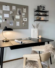 Furniture Layout, Dining Room Furniture, Dream House Interior, Home Office Desks, House Rooms, Office Interiors, Home Bedroom, Living Spaces, Interior Design