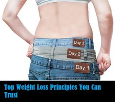 #Top #Weight #Loss #Principles You Can #Trust