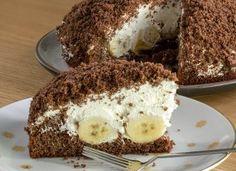 Mousse Cake, Pavlova, Tiramisu, Ethnic Recipes, Desserts, Youtube, Model, Mascarpone, Banana
