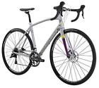 Diamondback 2016 Airen Disc Brake Women's Road Bike 52cm/Small Silver