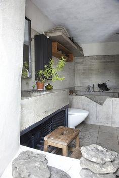 Beautiful Scandinavian Bathroom