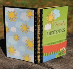 My Momenta: Family Memories Journal by Nicole