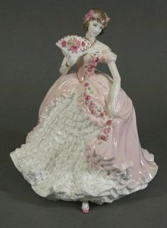 Royal Doulton Porcelain (Stoke-on-Trent, England) —  (564x768)