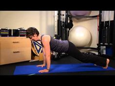 Achieve total body toning through this Pilates Plank challenge. The exercises place an emphasis on core strength and stability, for a sleek & strong middle! Bodyweight Routine, Chest Workout Routine, Core Strength Exercises, 30 Day Plank Challenge, Total Body Toning, Lower Belly Workout, Workout Videos, Workouts, Plank Workout