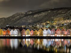 Conde Nast Traveler names Bergen one of 10 places travelers are searching for right now, and that are growing fastest in popularity this summer.