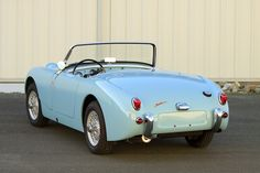 concourse Austin Healey sprite blue - Google Search