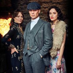 Today Peaky Blinders 4 . Foto by @robertviglasky