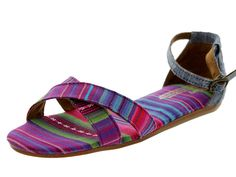 Toms Women's Correa Flat Sandal *** Details can be found by clicking on the image.