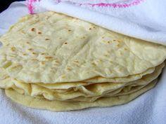 Mennonite Girls Can Cook: Homemade Flour Tortillas