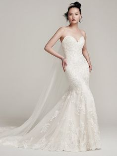 432480f94f56 Blush Bridal has an extensive collection of wedding dresses from Sottero  and Midgley
