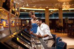 Buy happy slot machine playing by shotsstudio on PhotoDune. young couple sitting with cocktail, playing the slot machine Top Casino, Young Couples, Slot Machine, Stock Photos, Play, Happy, Image, Photographs, Products