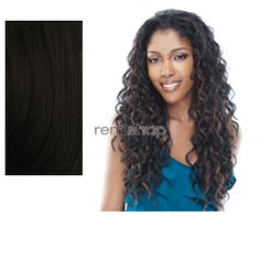 Equal (SNG) Drawstring Full Cap Runway Girl - Color 4 - Synthetic (Curling Iron Safe) Drawstring Half Wig