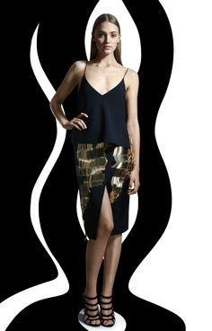 KARITA top / BALIZE skirt