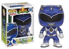 Funko POP TV: Power Rangers - Blue Ranger Action Figure From power rangers, blue ranger, as a stylized pop vinyl from funko! Stylized collectable stands 3 inches tall, perfect for any power rangers fan! Collect and display all power rangers pop! Pop Vinyl Figures, Funko Pop Figures, Figurines D'action, Power Rangers Figuren, Chibi, All Pop, Go Go Power Rangers, Green Ranger, Pop Television