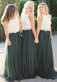 Cheap Plus Size Lace Bodice Tulle Long Bridesmaid Dresses for Juniors#promdress #eveningdresses #eveninggowns #formaleveningdresses #ballgown#bridesmaiddress#motherofthebridedresses #lacedress