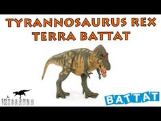 Tyrannosaurus rex Terra Battat