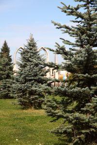 Атакент (ВДНХ) / Мой любимый город Алматы