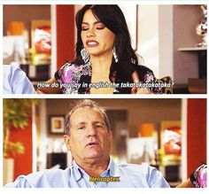 modern family ♥  LOVE this show. keeps me in stitches.