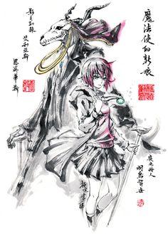 Chise Hatori & Elias Ainsworth | Mahoutsukai no Yome