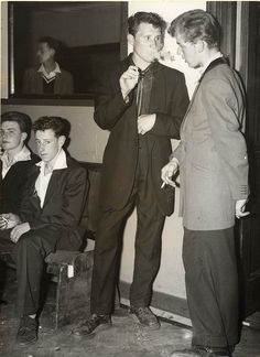 The Edwardian Teddy Boy - Welcome and Introduction