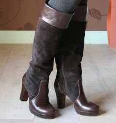 MODENA T :: BOOTS :: CHIE MIHARA