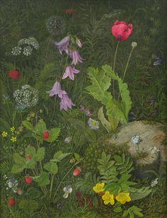 "loumargi: ""Unknown Artist (Continental School, 19th Century) """