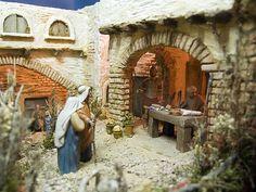 Exposicion de dioramas. Amigos del Belen de Zaragoza.   Flickr: Intercambio de fotos
