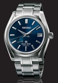 Grand Seiko 62GS Hi-Beat and Spring Drive Watches For 2015 Inspired By Grand Seiko's First Automatics From 1967