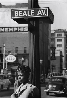 Memphis 1947 Photo: Henri Cartier-Bresson