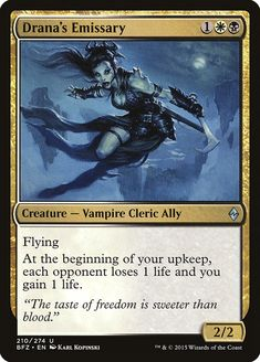 Black Fate Reforged Mtg Magic Rare 1x x1 1 FOIL Palace Siege