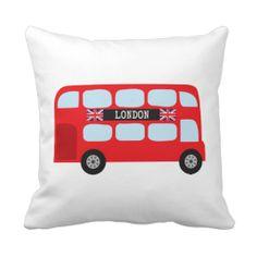 London double-decker bus
