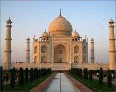 Taj Mahal (Agra) - India