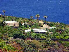 Giorgio Armani's amazing house in Pantelleria