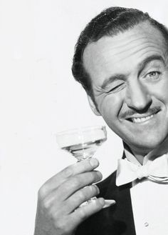 "David Niven | ""Keep the circus going inside you, keep it going, don't take anything too seriously, it'll all work out in the end."""