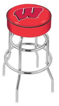 Wisconsin Bar Stool - click image to enlarge