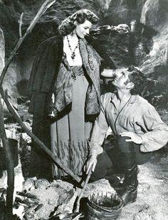 The Loves of Carmen    Rita Hayworth & Glenn Ford, 1948