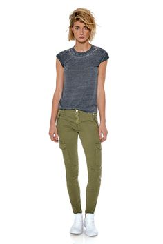 Cargo Images Androgynous 42 Pants Jeans Women Androgynous Best CqW0wR