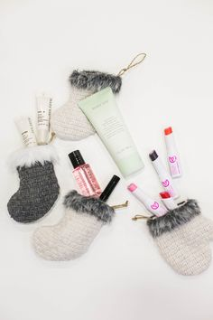 Travel-sized. Stocking-sized. These mini beauty products make super cute stocking stuffers! | Mary Kay