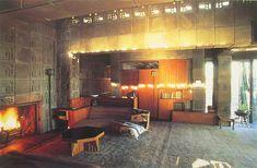 Wright Chat :: View topic - Samuel Freeman house furnishings