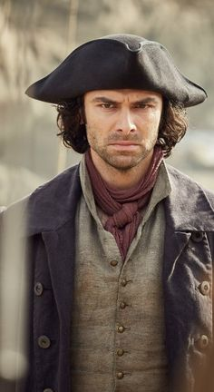 Aidan Turner as Ross Poldark... great picture of him s3e9