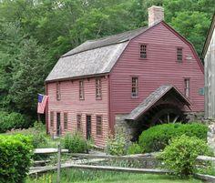 Gilbert Stuart Birthplace and Museum, RI.