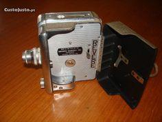 Máquina de filmar muito antiga