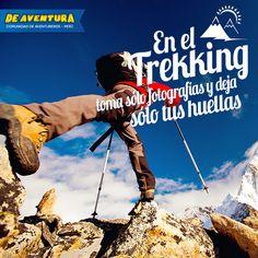 Te apasiona la caminata larga, únete a la comunidad aventurera. http://www.deaventura.pe/trekking