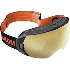 ABOM Goggles HEET, Gold Rush Mirror, One Size, 8565970068...