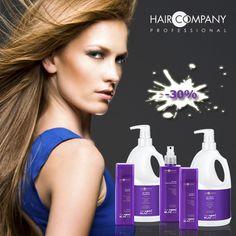 иборкайте неслухняне волосся! Розгладжуюча серія Head Wind від Hair Company із 30% знижкою. http://eshoping.ua/uk/hc0109.html