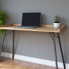 Rayburn Schreibtisch - Eiche | Woodman